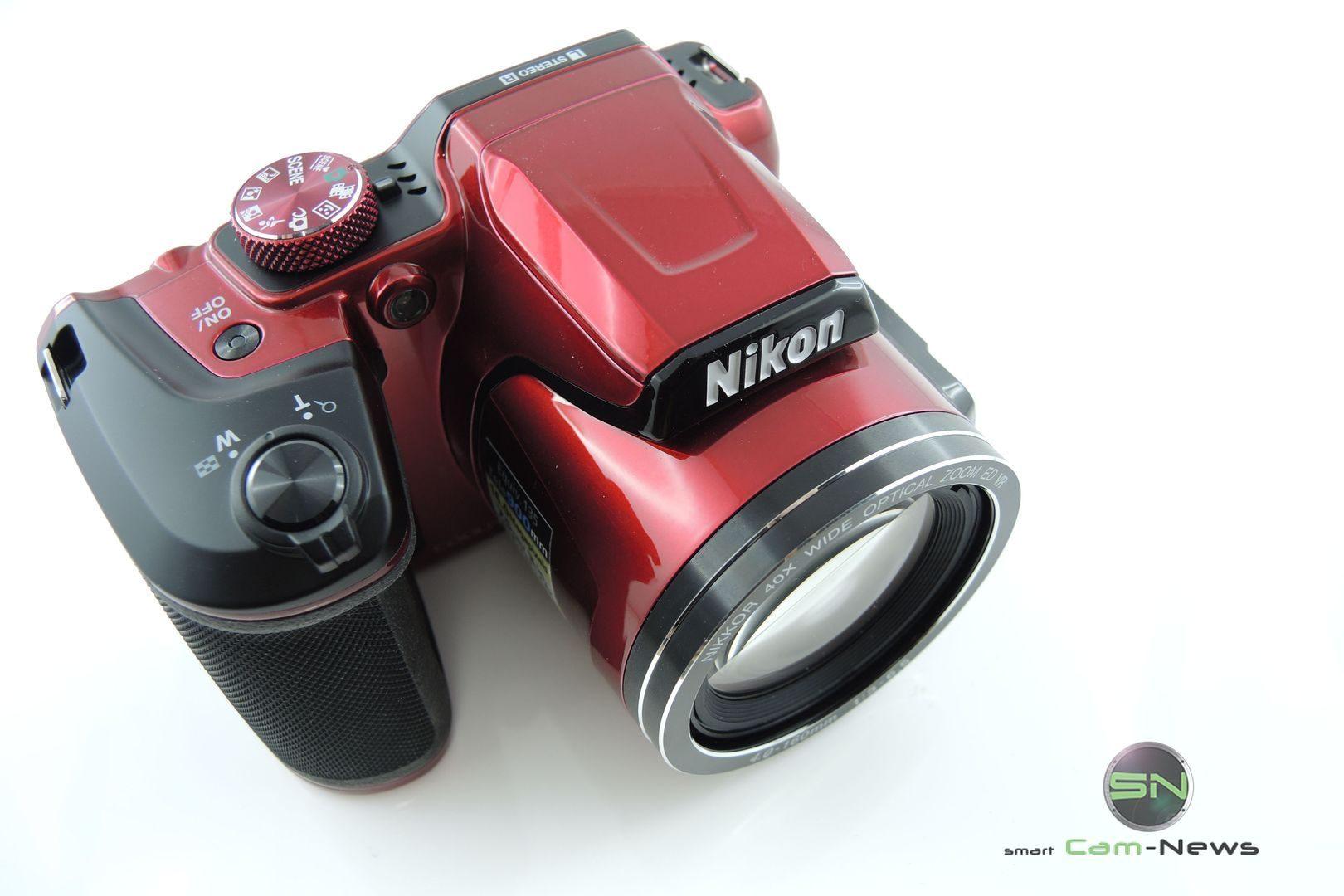 Nikon Bridge B500 Reisekamera