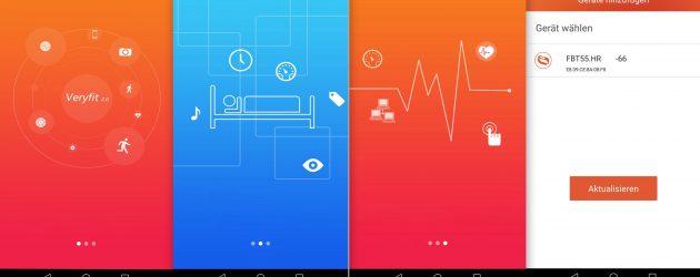 App Start NewGen FBT55 HR SmartBand