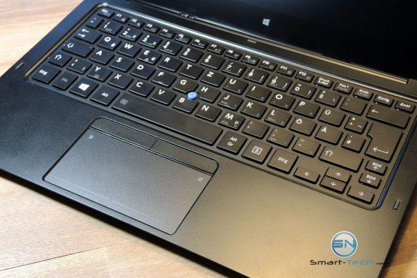 Trackpad und Mauspoint - Toshiba Portege Z20t-C