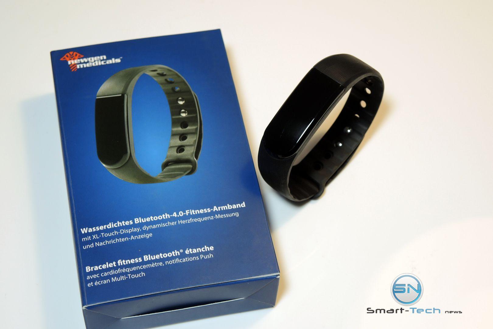 NewGen FBT55 HR SmartBand mit Puls