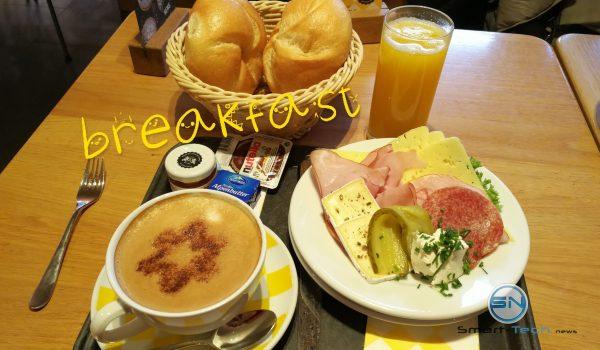 Frühstück Food Modus - Huawei Mate 9 - SmartTechNews