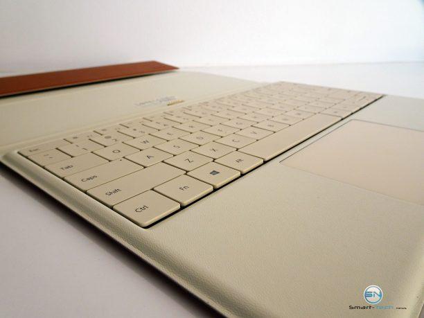 Huawei MateBook - SmartTechNews - Tastatur