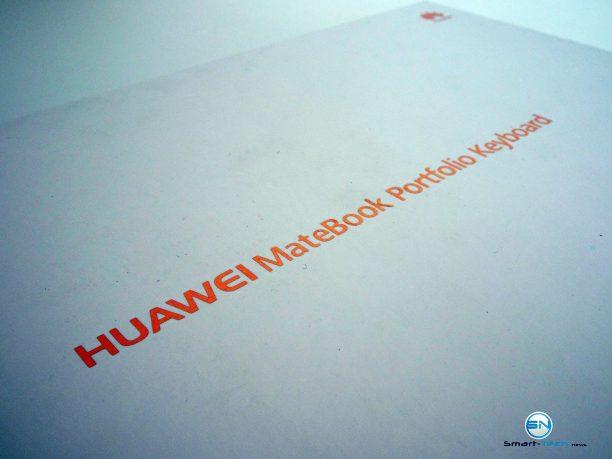 Huawei MateBook - SmartTechNews - MateBook Portfolio Keyboard