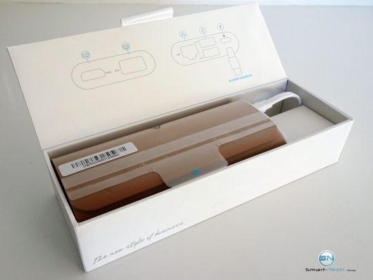 Huawei MateBook - SmartTechNews - MateDock Inhalt
