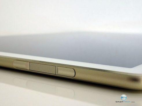 Huawei MateBook - SmartTechNews - Fingerabdruckscanner