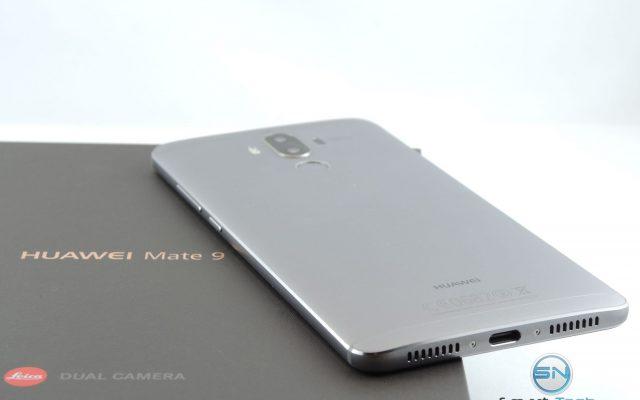linke Seite - Huawei Mate 9 - SmartTechNews