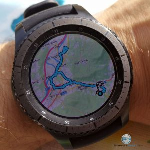Bike-Tracking-Samsung-Gear-S3-SmartTechNews