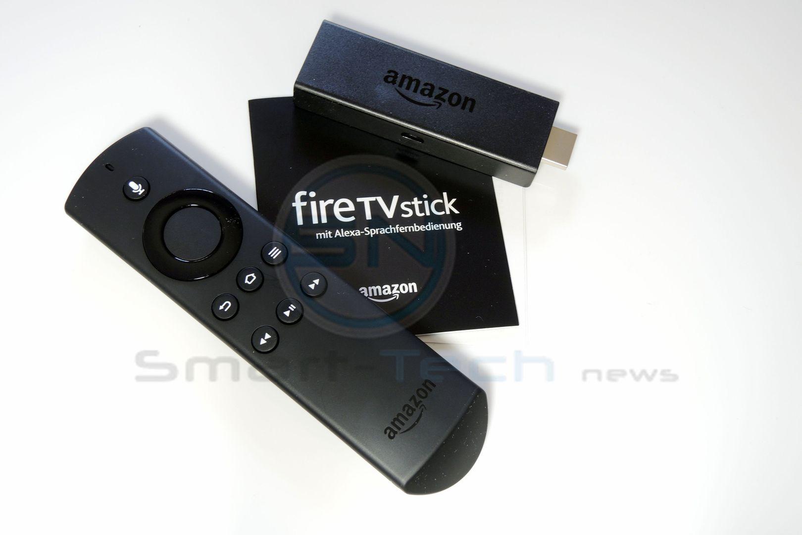 FireTV Stick mit Alexa Sprachsteuerung