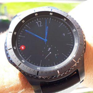 Notfall GPS aktiv - Samsung Gear S3 - SmartTechNews