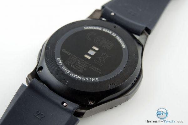 Puls Messung - Samsung Gear S3 - SmartTechNews