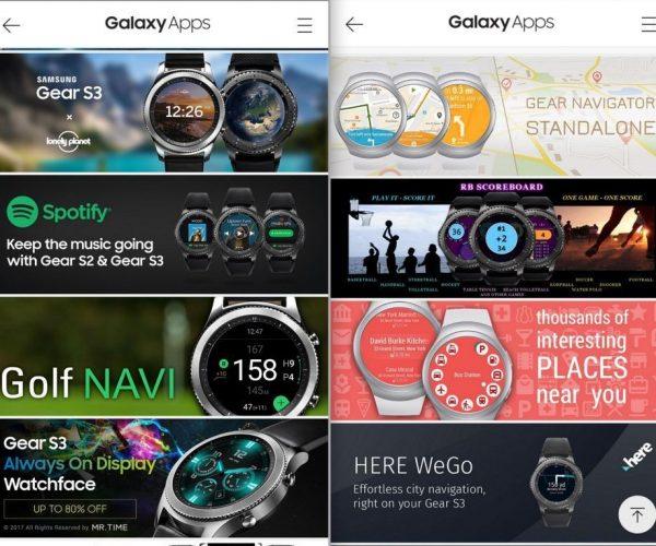 mobile-1-App-Auswahl-Samsung-Gear-S3-SmartTechNews