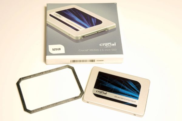Unboxing Crucial Intel - SSD MacBook Pro - SmartTechNews