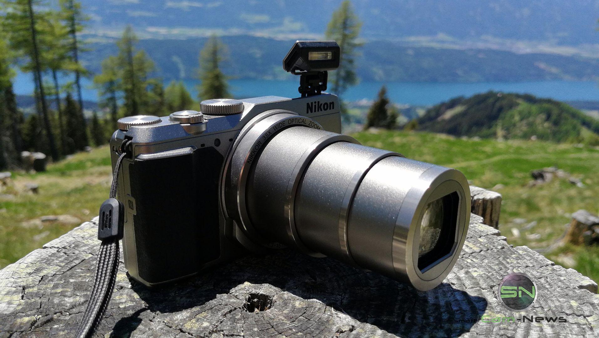 MegaZoom Pocket Kamera Nikon Coolpix A900