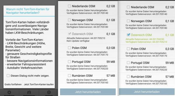 MapFactor Navigator Karten Update - SmartTechNews