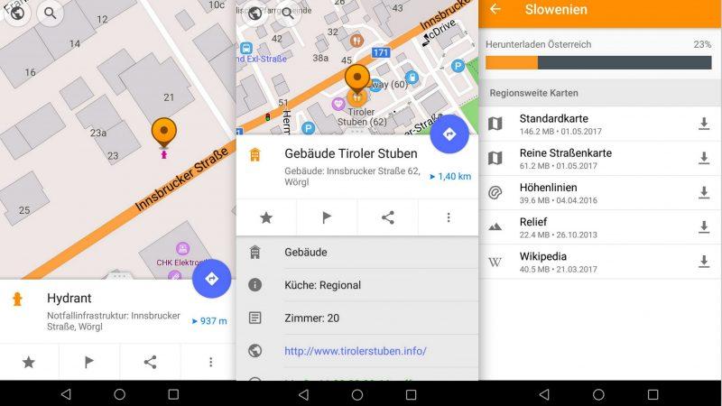Osmand Karten Info - POI und Darstellung - SmartTechNews