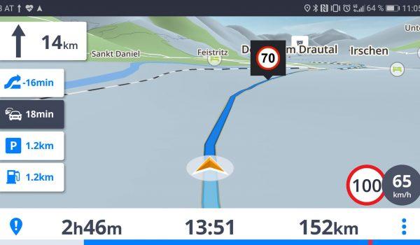 POI Anzeige Echtzeit Navigation - Sygic - SmartTechNews
