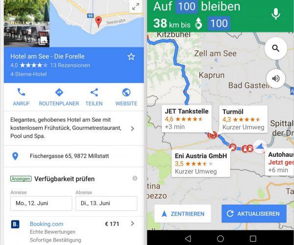 POI Suche Google Maps - SmartTechNews