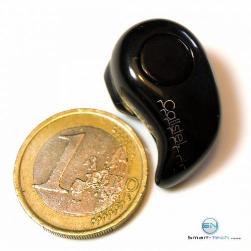 Größe InEar Bluetooth Kopfhörer - SmartTechNews
