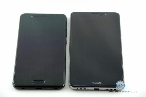 Huawei P10 plus vs Huawei Mate 9 - SmartTechNews