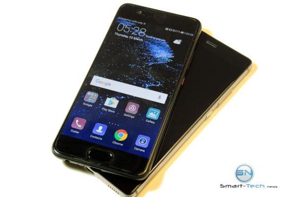 Huawei P10 vs Huaweo P9 - SmartTechNews