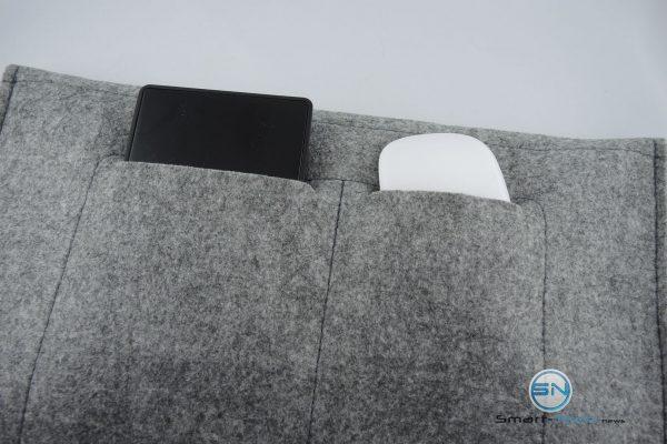 Maus und Festplatten Smartphone - Filztasche Laptop Tasche - SmartTechNews