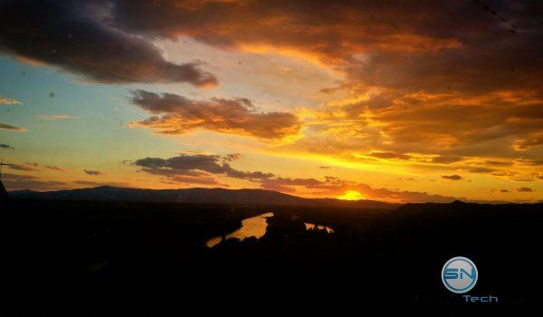 Sonnenuntergang - SunSet - Slowenien - Huawei P10plus - SmartTechNews
