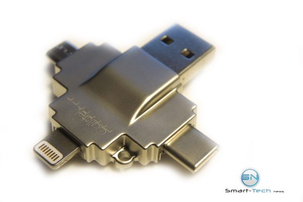 4in1 micoSD Card Reader USB - SmarttechNews