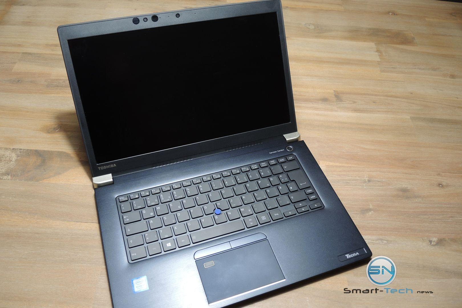 Der neue Toshiba Tecra X40-D-10R