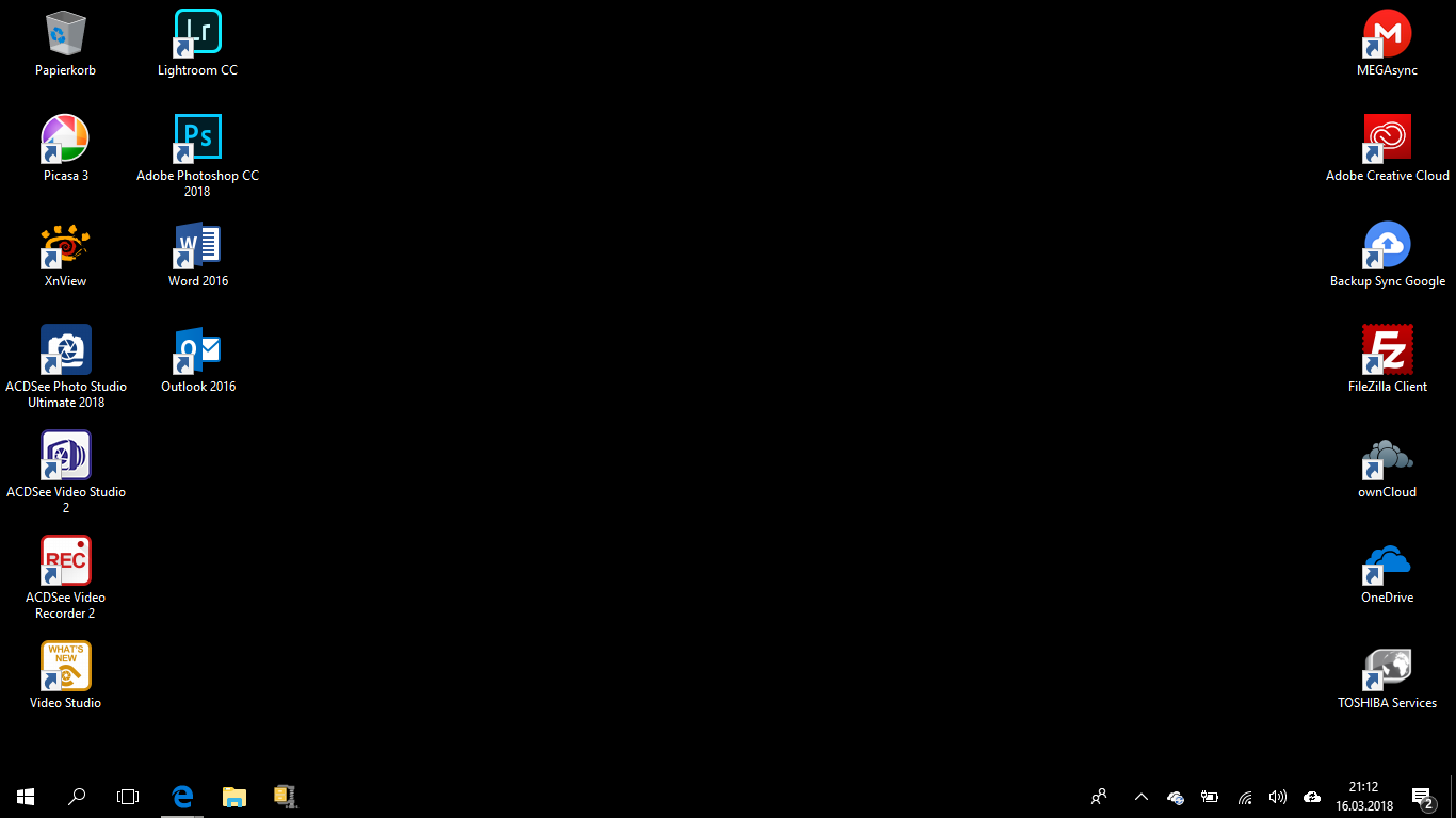 Desktop - Toshiba Tecra X40-D-10R
