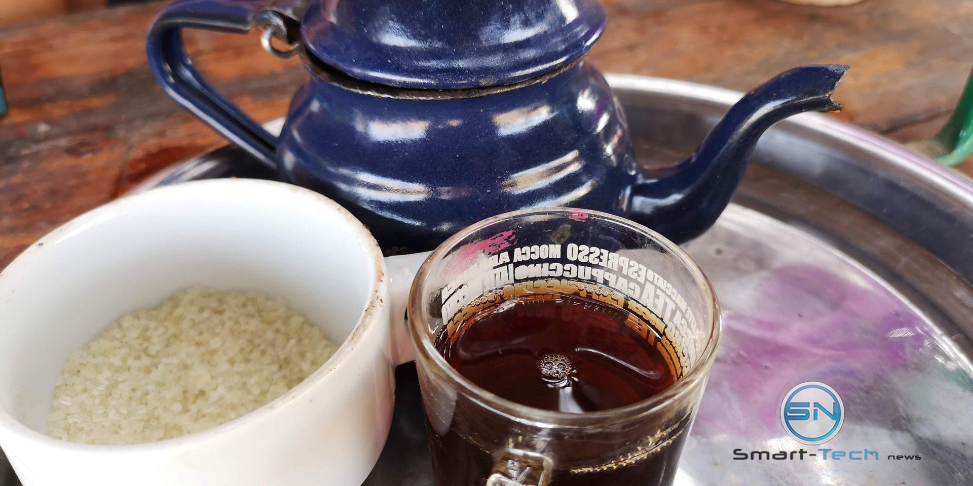 Cafe Tee BBQ Wüste Huawei P20pro