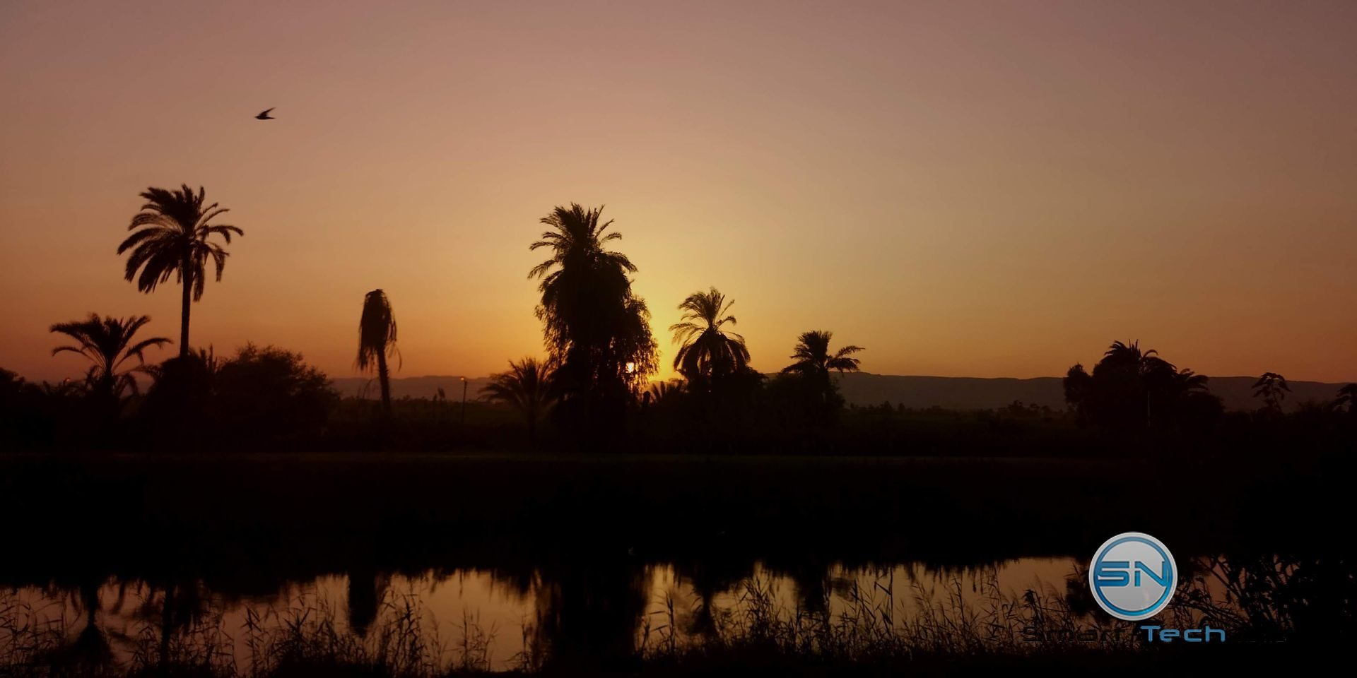 Sunset Luxor Huawei P20pro
