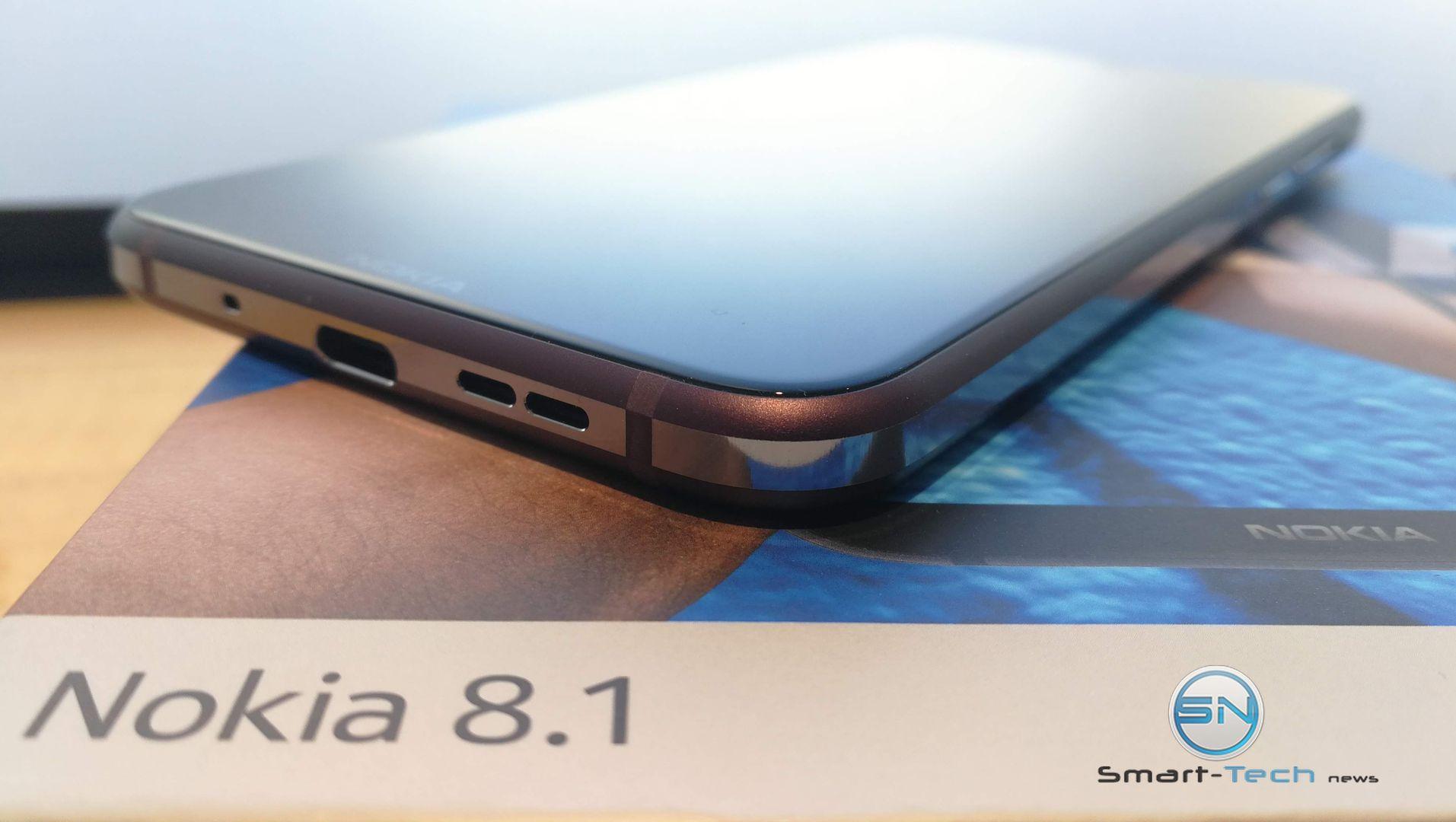 Nokia 8_1 USB C - SmartTechNews