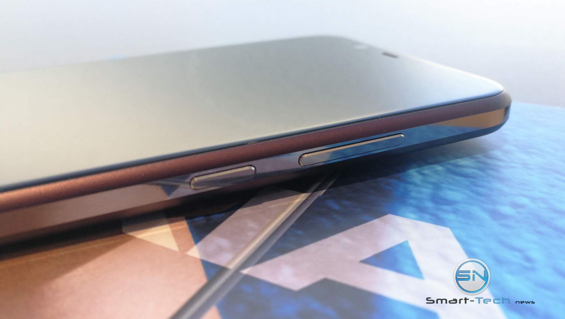 Schalter und Wippen - Nokia 8_1 - SmartTechNews