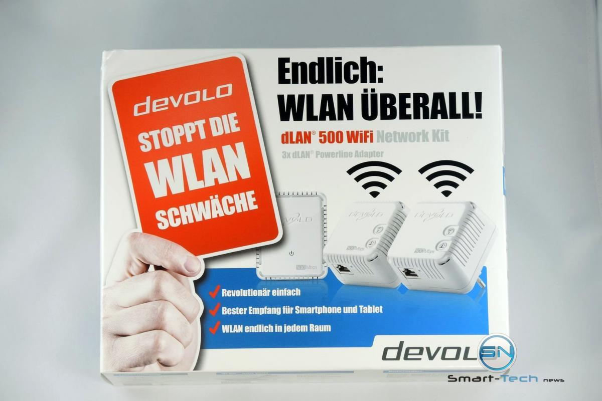 devolo dLAN 500 WiFi Network Kit - SmartTechNews