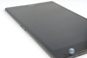 Sony Xperia Z3 Compact Tablet - Detailansicht - SmartTechNews